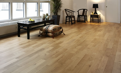 Junckers Oak Harmony - Supplied and Fitted by Northern Flooring