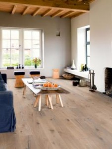 QuickStep Parquet Flooring - supplied and fitted by Northern Flooring